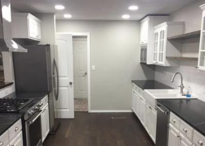 Kitchen Paint Remodel