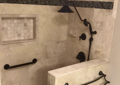 Shower & Bath Remodel