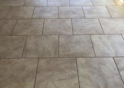 Kitchen Floor Tile Remodel