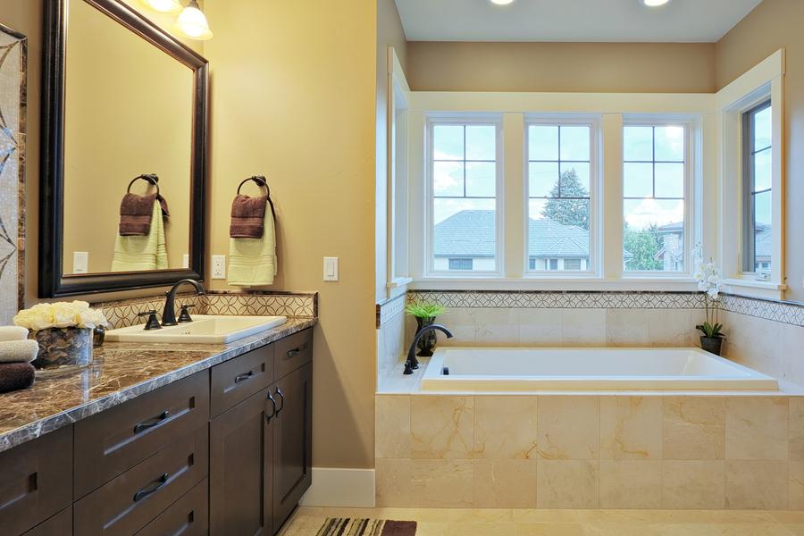 Whole Bathroom Remodel